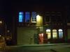 PW-Eingang Nacht