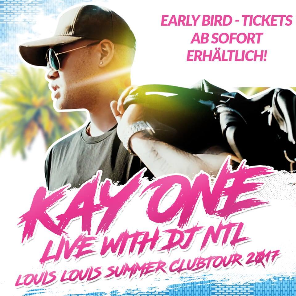 Kay One Live Dj Ntl Pressenwerk